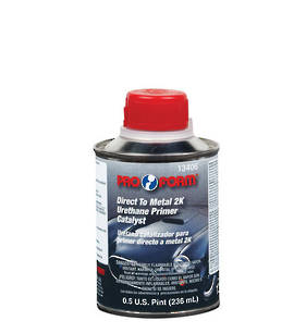 Pro Form Direct To Metal 2K Urethane High Build Primer Catalyst 236ml