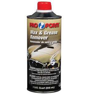 Pro Form Wax and Grease Remover 946ml