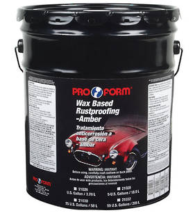 Pro Form Wax Based Permanent Rustproofing 18.9L
