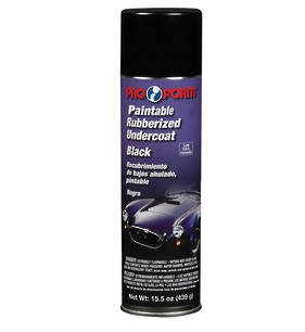 Pro Form Paintable Rubberized Undercoat 439g