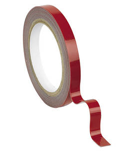 Pro Form Double Sided Acrylic Foam Tape Clear 12mm x 4.5m