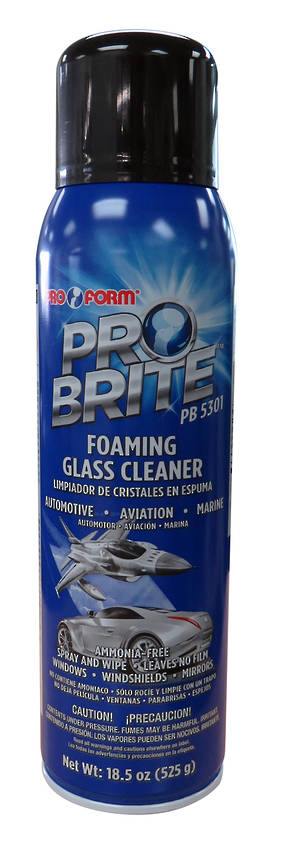 Pro Form Pro Brite Glass Cleaner 525g
