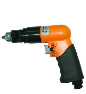 "Pneutrend Pneumatic 3/8"" Reversible Air Drill"