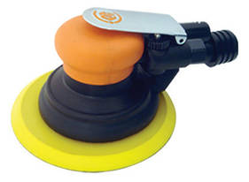 Pneutrend Pneumatic 150mm Orbital Palm Sander