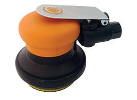 Pneutrend Pneumatic 75mm Orbital Palm Sander