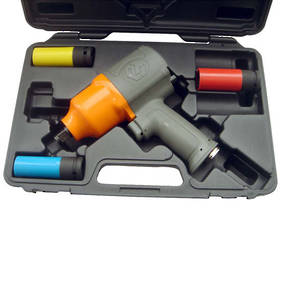 "Pneutrend Pneumatic 1/2"" Impact Wrench Kit"