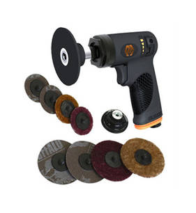 Pneutrend 75mm Disc Sander Kit