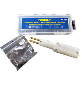 Prima Puntobat Plastic Welder for Staples