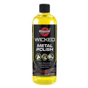 Renegade Wicked Metal Polish 473ml