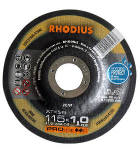Rhodius XTK38 Proline 115mm x 1.0 x 22 Cut off Wheel