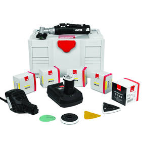 RUPES BigFoot iBrid Nano Q-Mag Sander Deluxe Box Kit