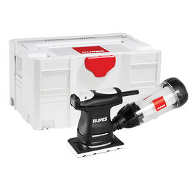 RUPES 80x130mm Electric Orbital Palm Sander Kit