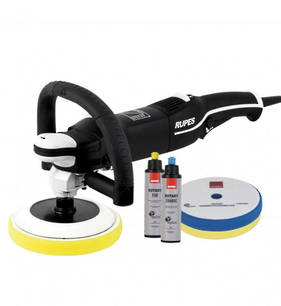 RUPES BigFoot LH 19E Professional Rotary Polisher Standard Kit