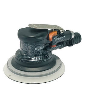 RUPES Pneumatic 150mm Random Orbital Palm Sander