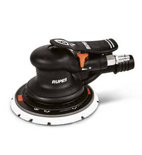 RUPES Pneumatic 'Skorpio III' 150mm Random Orbital Palm Sander