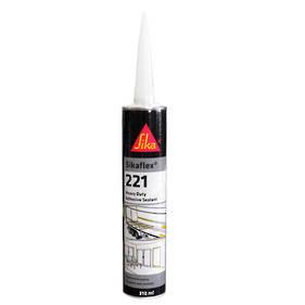 SikaFlex 221 Multi-Purpose One Component Polyurethane Sealant Adhesive 310ml