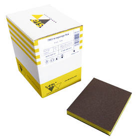 Sia Siasponge Flex (7983) Double Sided Pad Fine for Wet or Dry Sanding