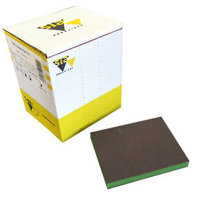 Sia Siasponge Flex (7983) Double Sided Pad Super Fine for Wet or Dry Sanding
