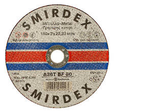 Smirdex 115mm Metal Cutting Wheel