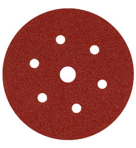 Smirdex 150mm Duroflex Velcro Abrasive Discs for Wood (330) SMIFSVP150