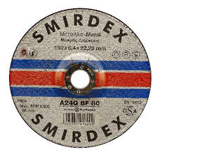 Smirdex 115mm Grinding Wheel