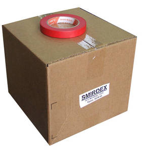 Smirdex Red Masking Tape 18mm