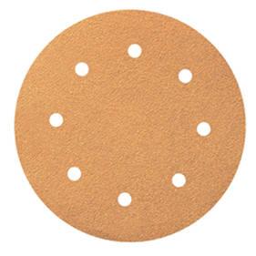Smirdex 200mm Premium (820) Velcro Abrasive Discs
