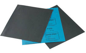 Smirdex Wet and Dry 270 Abrasive Sheets