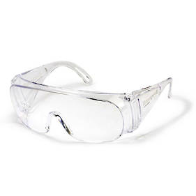 Honeywell Polysafe Clear Spectacle