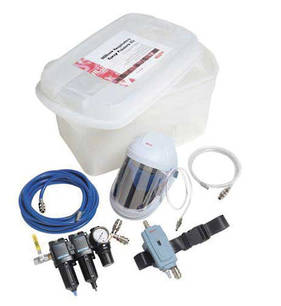 Honeywell Wilson Respiratory Spray Painters Kit