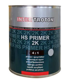 Inter Troton 2K HS  Primer 4:1 4 Litre