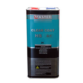 Troton Master 2K Clearcoat 4:1 4 Litre