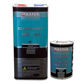 Troton Master 2K Clearcoat 4:1  5 Litre Kit