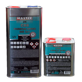 Troton Master C88 2:1 Premium Speed HS Clearcoat 7.5L Kit
