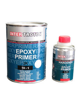 Inter Troton 2K Epoxy Primer 10:1 1Kg Kit