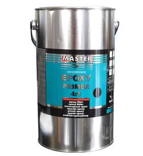 Troton Master 2K Anticorrosive Epoxy  Primer 4:1 4 Litre