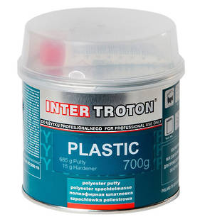 Inter Troton Plastic Polyester Putty 700g