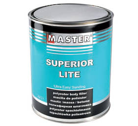 Troton Master  Superior Lite Polyester Putty 3 Litre