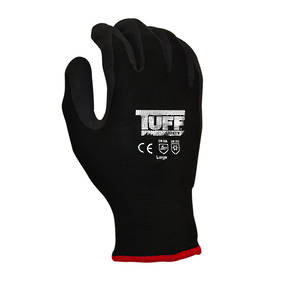 Tuff Red Band Gloves