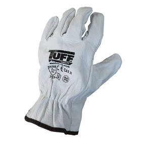 Tuff Rigger Leather Gloves