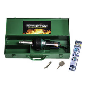 Techspan Rion Analogue Standard Automotive Hot Air Plastic Welding Kit