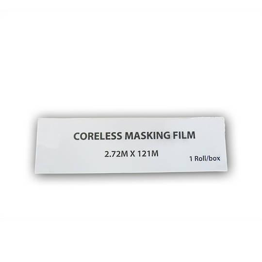 Coreless Masking Film 2.7M * 120M