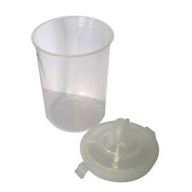 Velocity 800ml Disposable Lid & Liner Kit