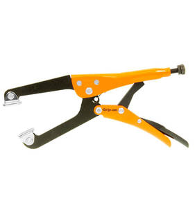 Grip-On 150mm Self Leveling Jaw Clamp