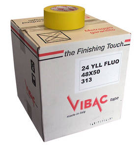Vibac 313 Yellow Automotive Masking Tape 48mm