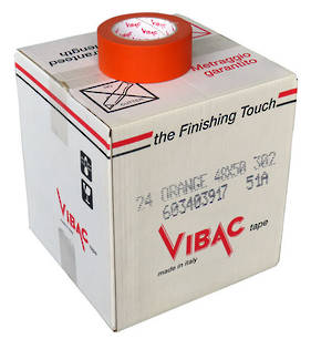 Vibac 302 Orange Automotive Masking Tape 48mm