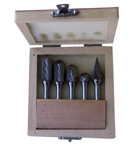 Carbide Burrs Set