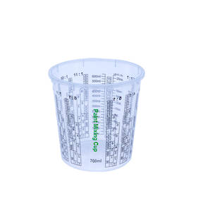700ml Printed Mixing Cups