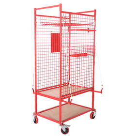 Automotive Parts Cart