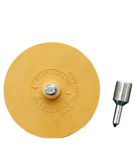 100mm Rubber Eraser Pad